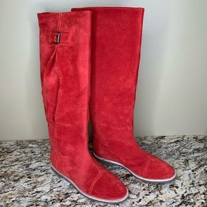 United Colors of Benetton Suede Boots